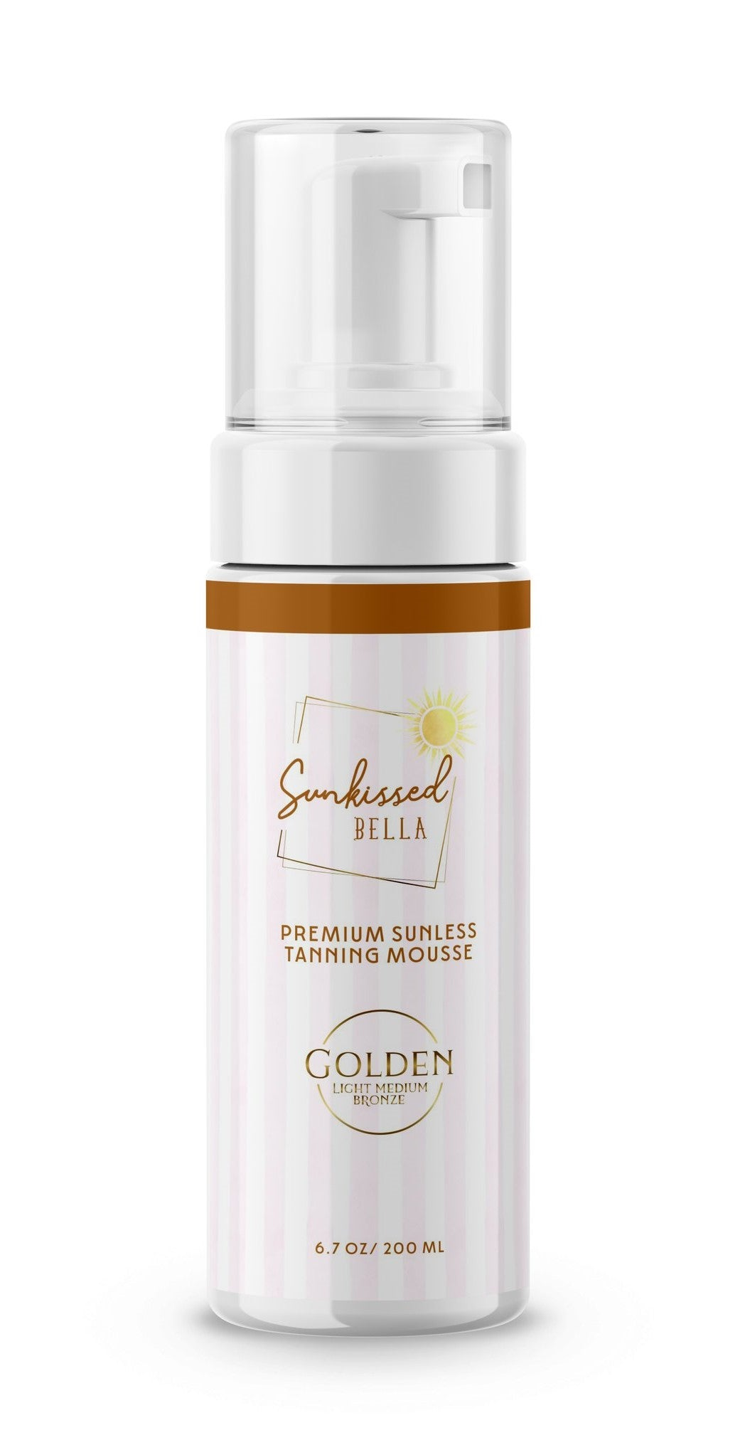 Golden Self Tan Mousse (Light-Medium)