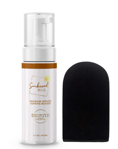 Bronzed Self Tan Kit