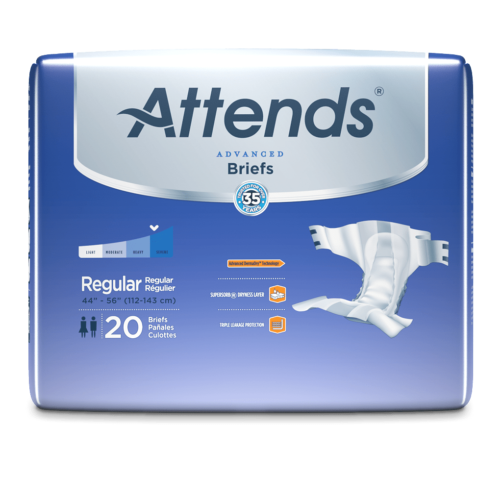 Attends Advanced - Culottes protectrices - Absorption maximale