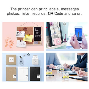 🔥2020 NEW Portable Smart Photo Printer-50% OFF- Only 2000 PCS Left