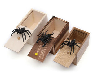 (Halloween's Best Prank-Factory Outlet 50% OFF Today)Prank Scare Spider