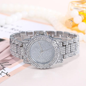 (Give your lady a little surprise) 2019 diamond-studded starry watch
