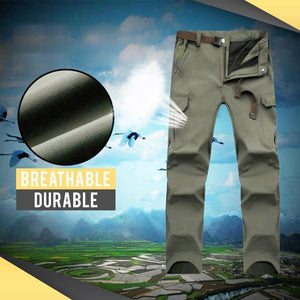 (ONLY $29.99 The Last Day) Tactical Waterproof Pants- For Male or Female