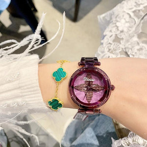 70% OFF Free Shipping Four Colors Lucky Clover Watch Perfect Gift Idea(Buy 3 Get 1 Free!)