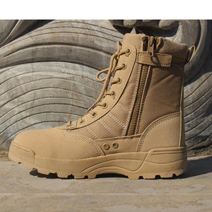 Last day promotion-Special Force Tactical Desert Combat Men's Ankle Boots