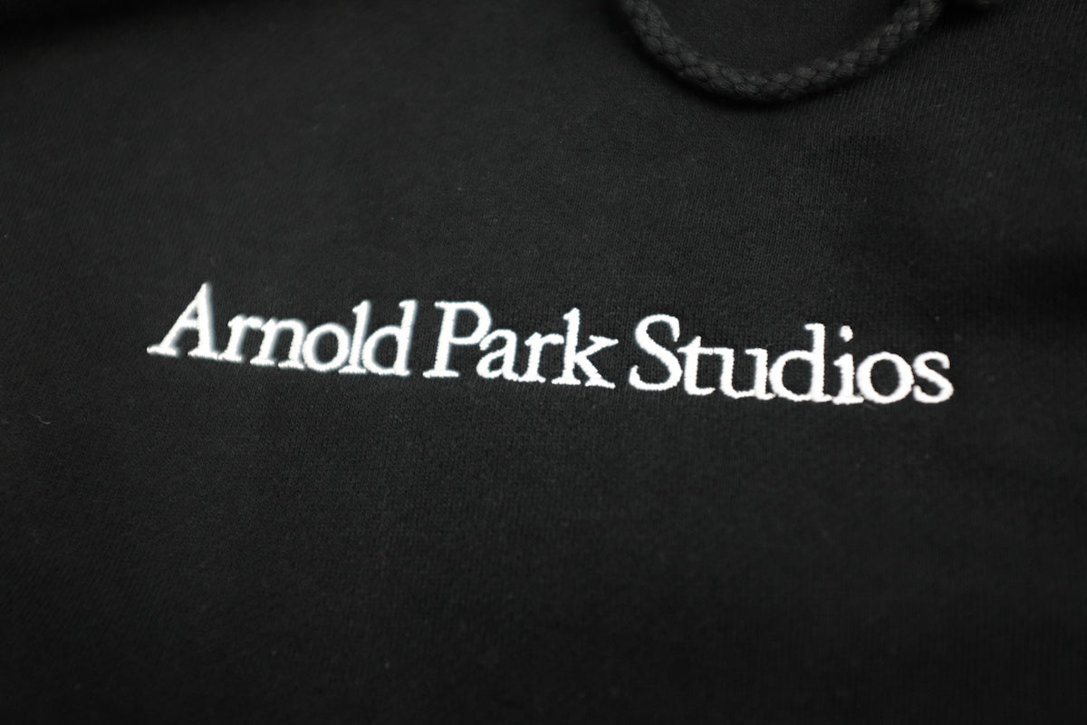 "<span style=""color: #ff2a00;"">Last One&nbsp;</span> ARNOLD PARK STUDIOS / LONELY BEAR HOOD"