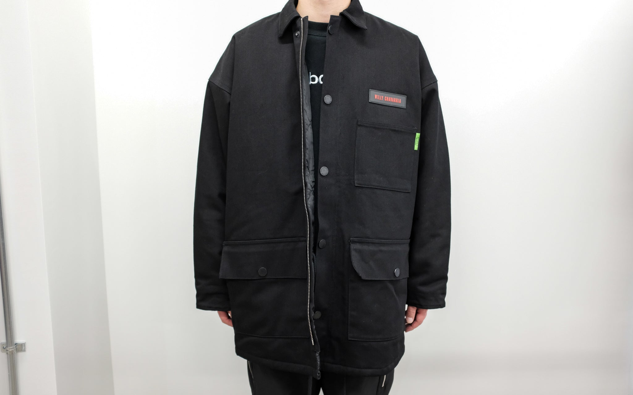 WILLY CHAVARRIA / DIRTY WILLY MONSTER WORK JACKET