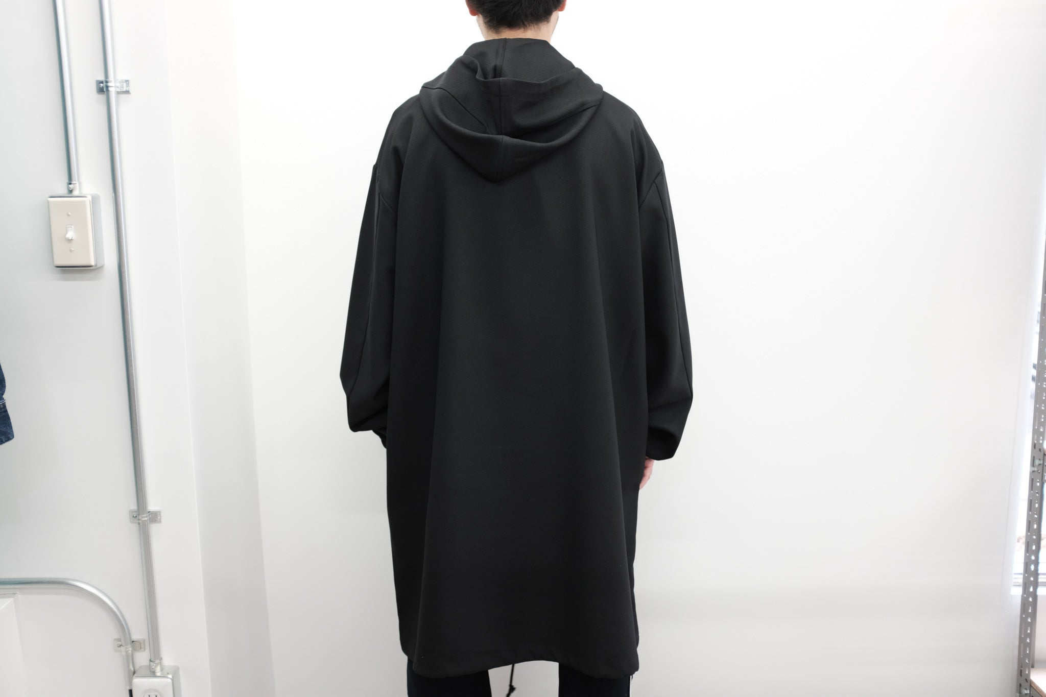 WILLY CHAVARRIA / LONG PARKA