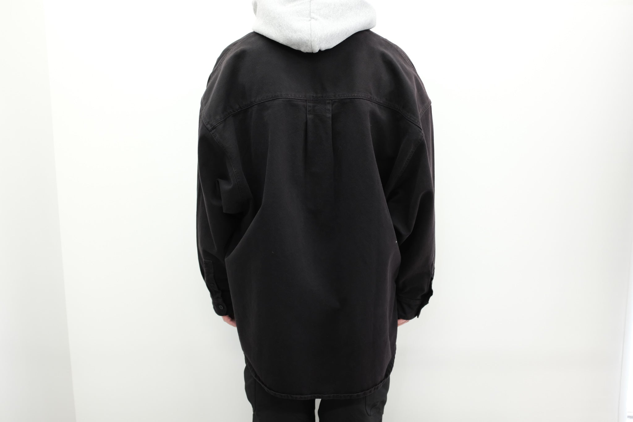 WILLY CHAVARRIA / BIG DADDY BUTTON DOWN BLACK