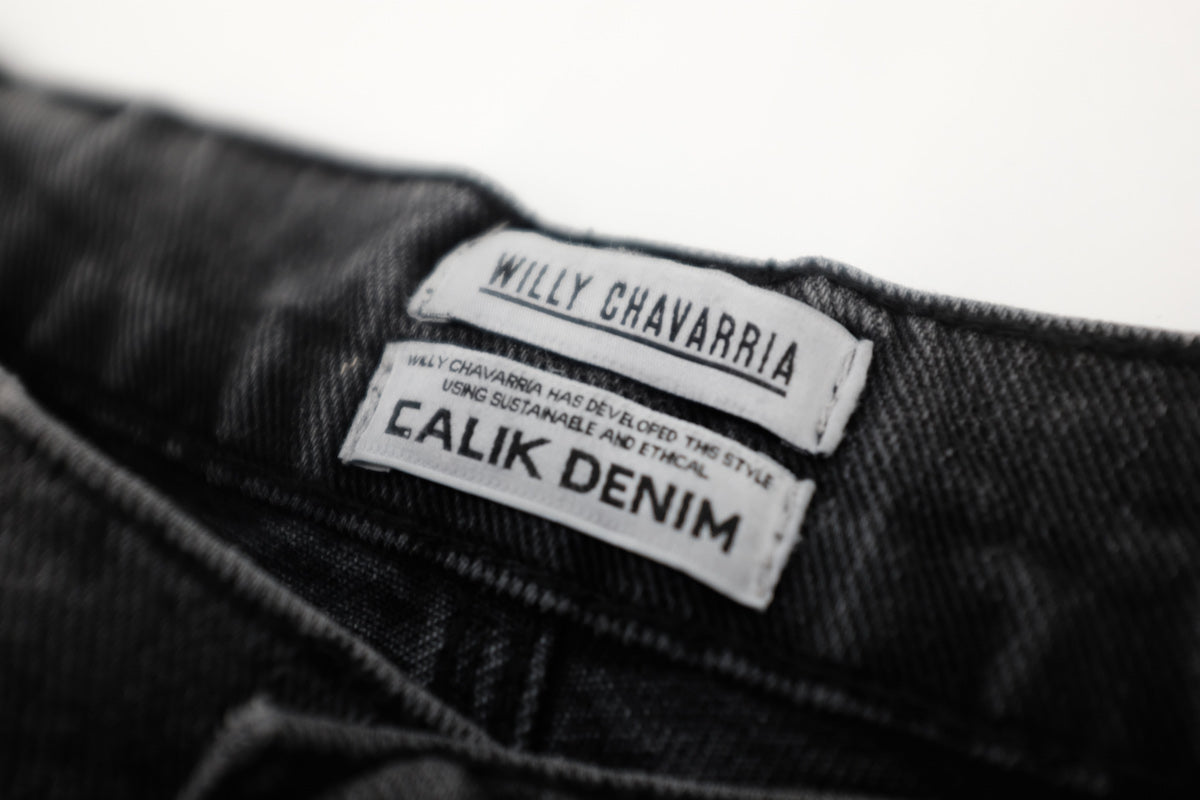 WILLY CHAVARRIA / CARPENTER JEANS VINTAGE LIKE BLEACH