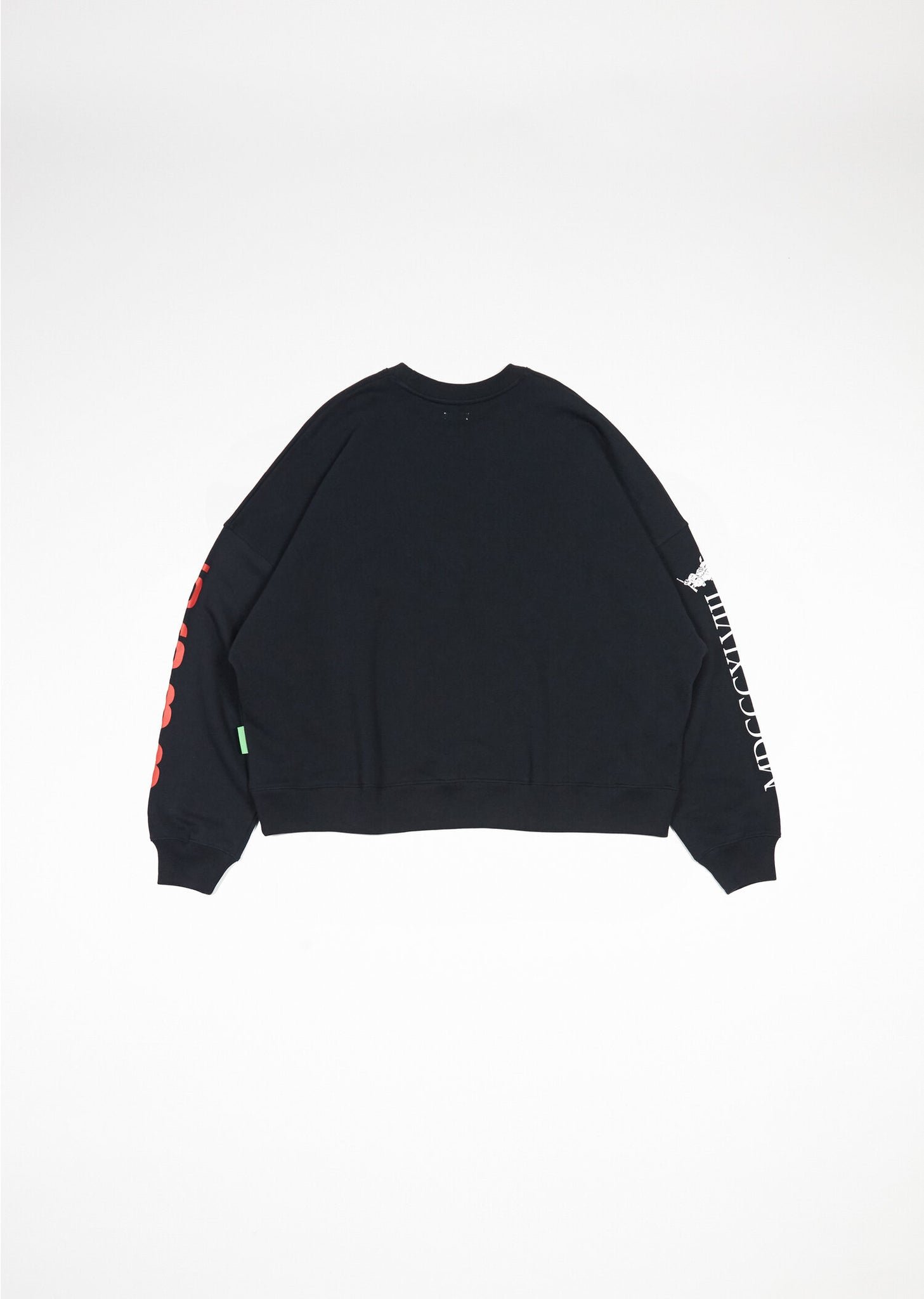 RESTOCK Willy Chavarria /CANAL STREET RUFF NECK LS