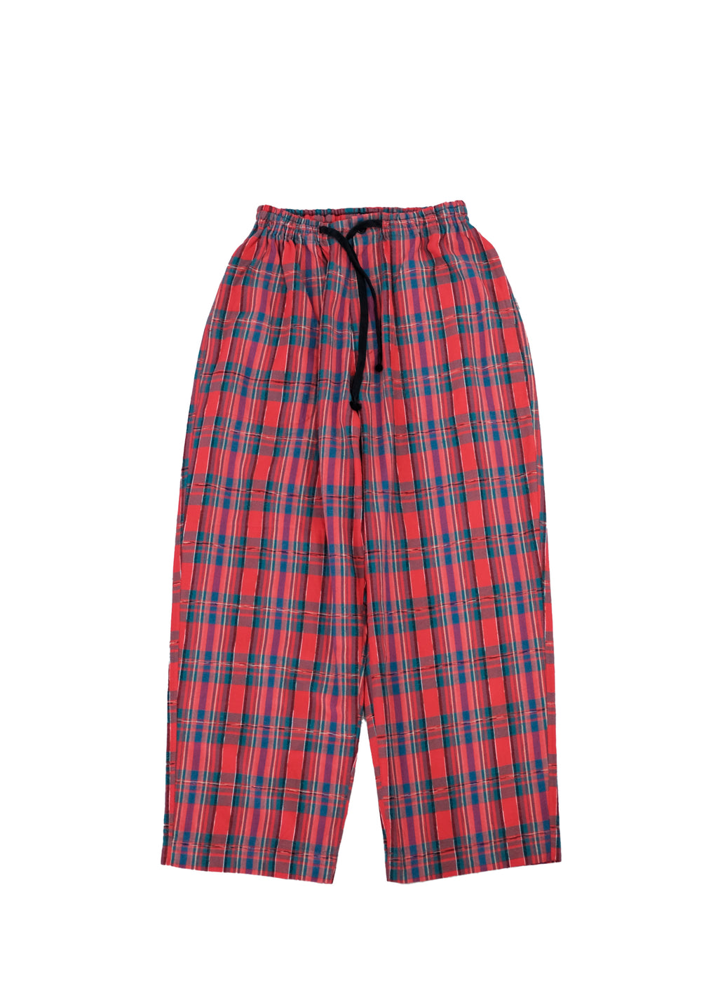SOWBOW / SOWBOW EASY PANT TARTAN