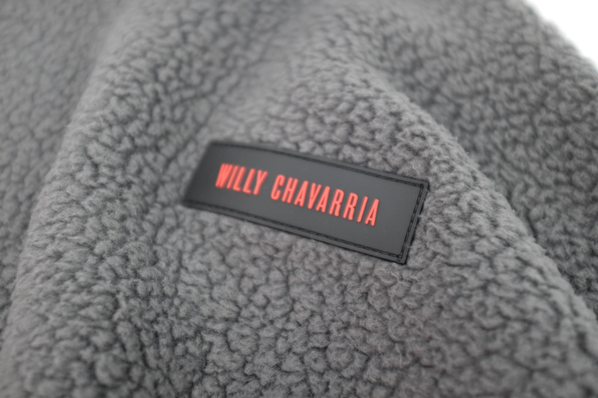 "<span style=""color: #ff2a00;"">Last One</span> WILLY CHAVARRIA / POLAR MOCK NECK LOGO"