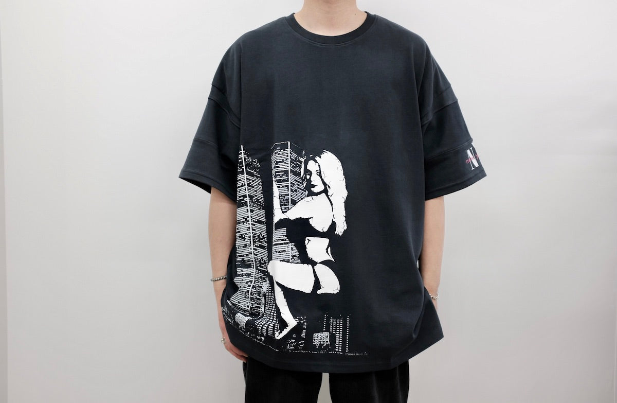 WILLY CHAVARRIA / BIG WILLY PANEL TEE