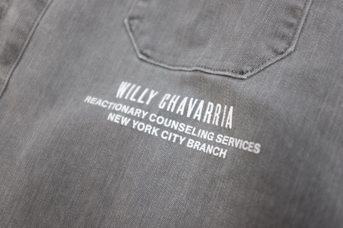 WILLY CHAVARRIA / BIG DADDY SHIRT SHOW PIECE