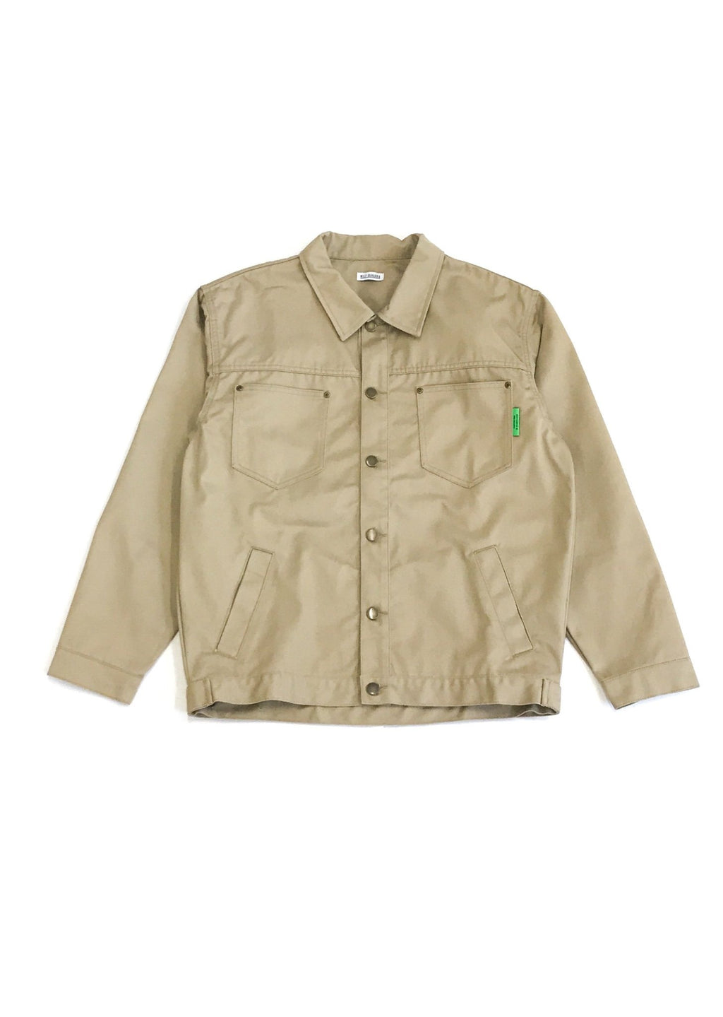 "<span style=""color: #ff2a00;"">Last One</span> WILLY CHAVARRIA / WORK JACKET"
