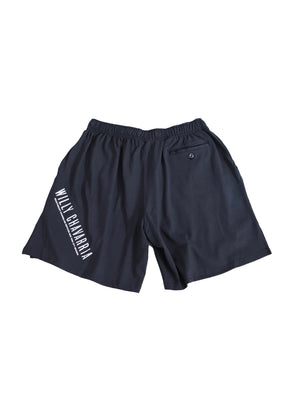 WILLY CHAVARRIA  / DIRTY WHITE BOY SHORTS BLACK POWER