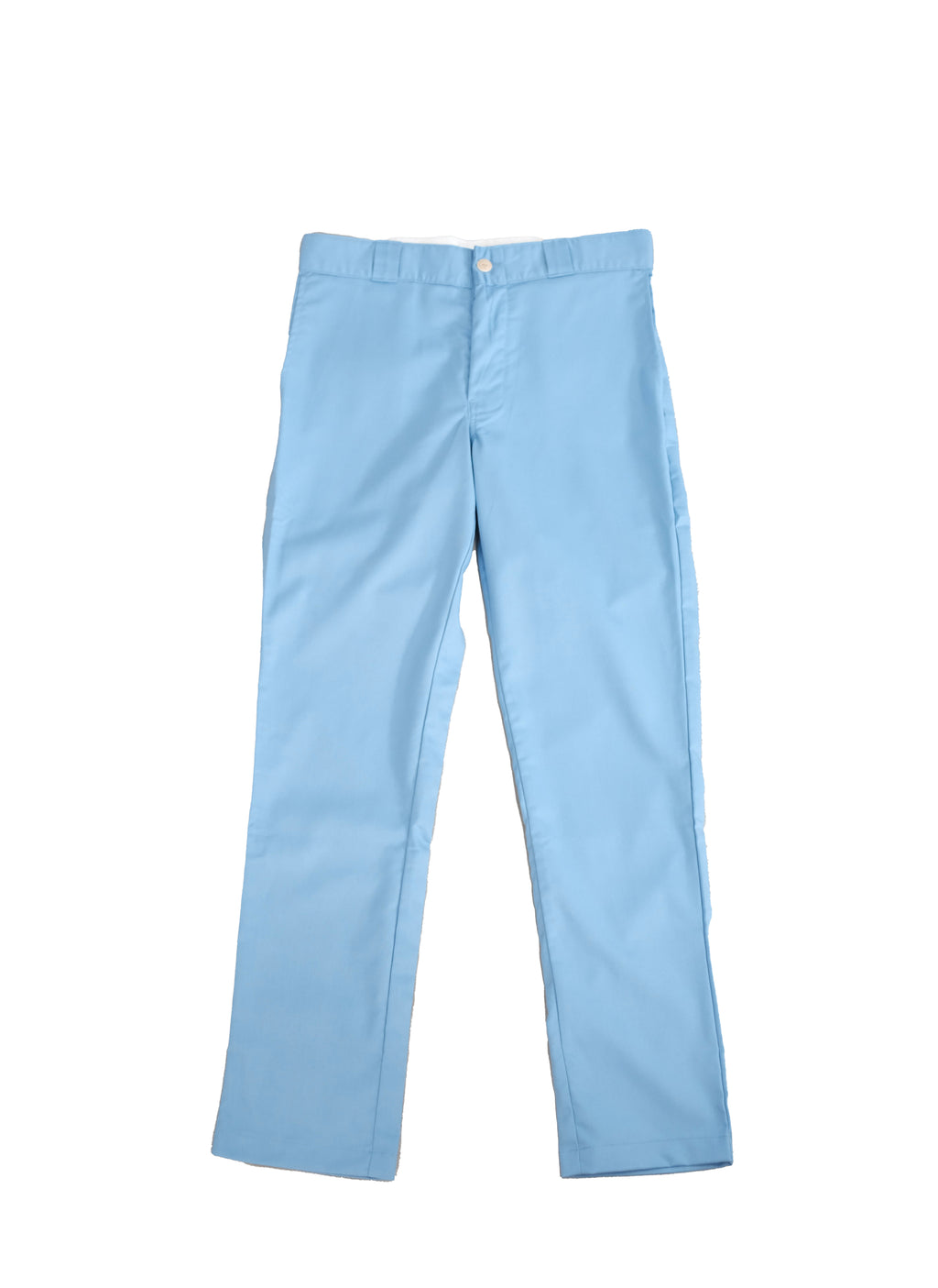 PALMER TRADING COMPANY FOR DICKIES / LOWRIDE CHINO INMATE BLUE