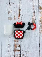 Load image into Gallery viewer, Girlie Keyring Airpod 1 & 2 Cases