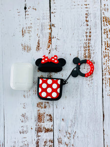 Girlie Keyring Airpod 1 & 2 Cases