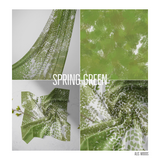 Spring Green Dappled Leaf
