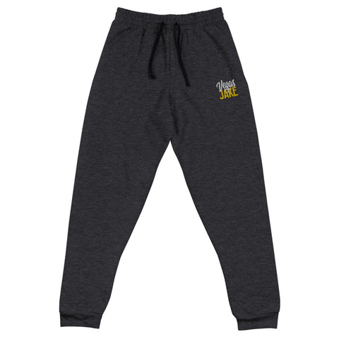 VJ Embroidered Joggers