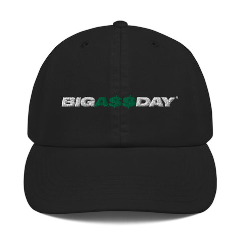 BIGA$$DAY Logo Dad Cap by Champion