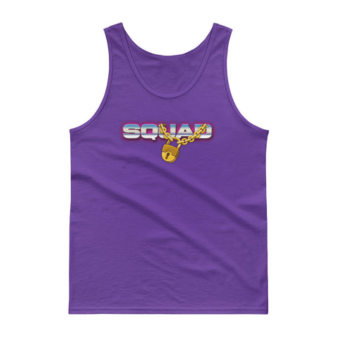 LOCK SQUAD Tank Top/T-Shirt + 30 Day VJ Sports Package