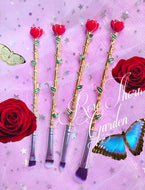 Rose Thorn Garden Brush set