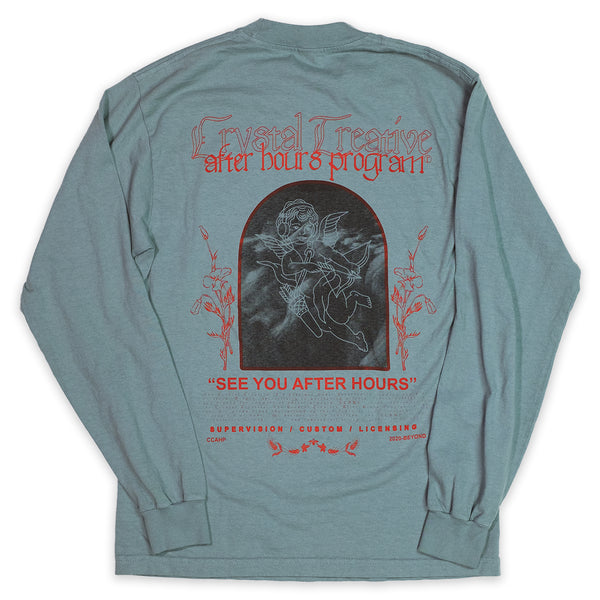 Sage Tombstone Long Sleeve