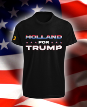 Afbeelding in Gallery-weergave laden, HOLLAND FOR TRUMP T-Shirt (HEREN) - De Jensen Show