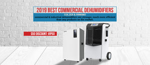 2019 best commercial dehumidifiers