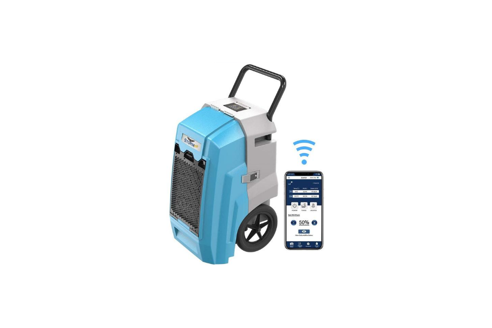 ALORAIR 85 PPD Smart WiFi Storm Industrial Dehumidifier with Pump