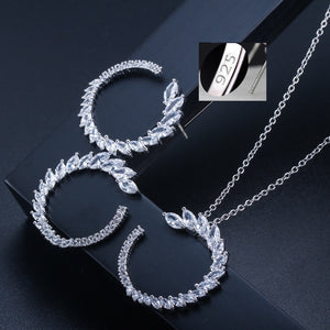 Sterling Silver Fashion Jewelry Sets
