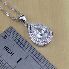 Load image into Gallery viewer, Sterling Silver Jewelry Sets
