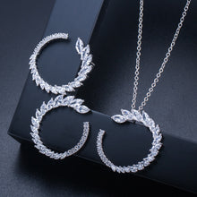 Load image into Gallery viewer, Sterling Silver Fashion Jewelry Sets