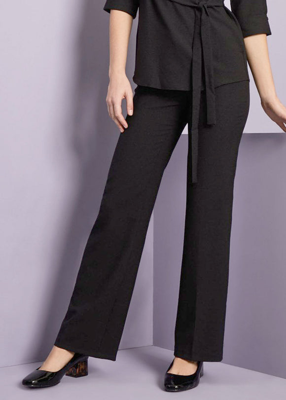 Linen Mix Women's Trousers
