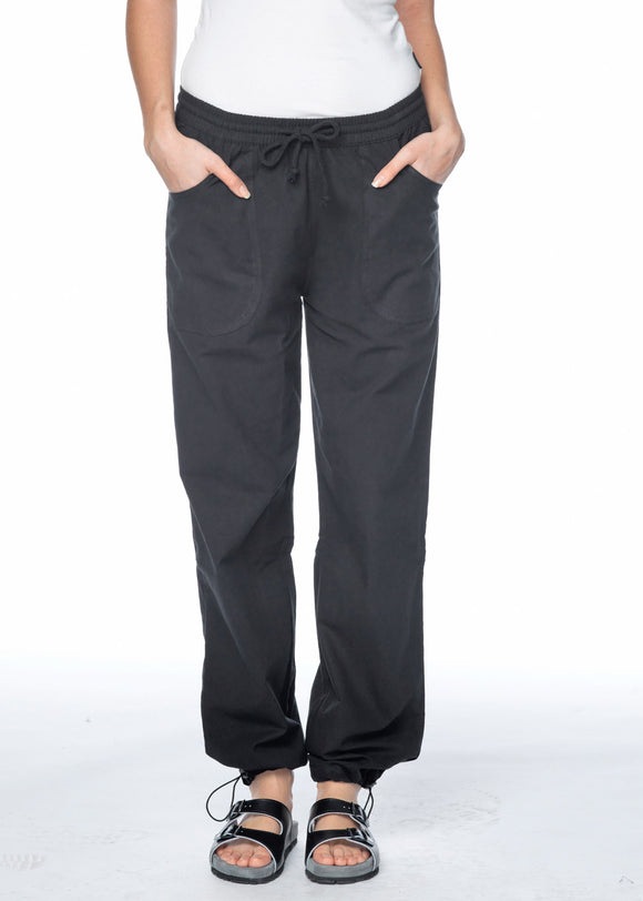 Trousers Unisex Black