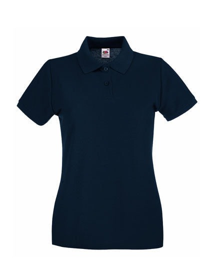Ladies 65/35 Polo Deep Navy