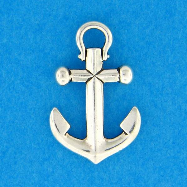 Anchor Charm Large