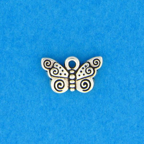 Butterfly Charm Tiny