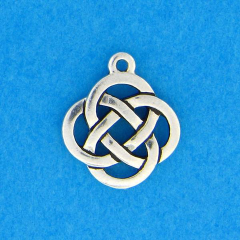 Celtic Knot Charm Large