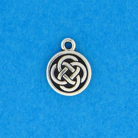 Celtic Knot Charm Small
