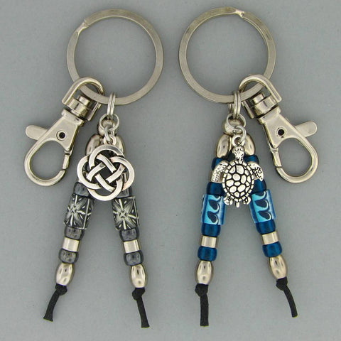 Design Your Own Key Chain with Charm