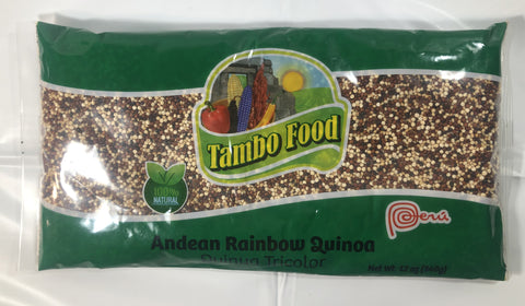 TF Rainbow Quinoa