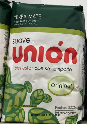 Suave Union Original Yerba Mate