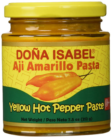 Doña Isabel Ají Amarillo