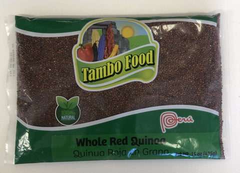 TF Whole Red Quinoa