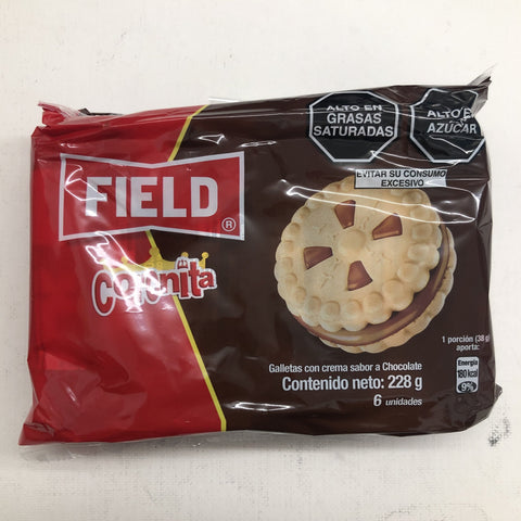 Field Coronita chocolate