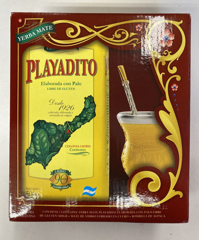 Playadito Mate Kit